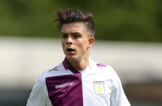 Ireland U21 star Grealish deserves Martin O'Neill's attention
