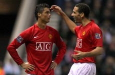 'Rio tried to persuade me to rejoin Man United,' says Ronaldo