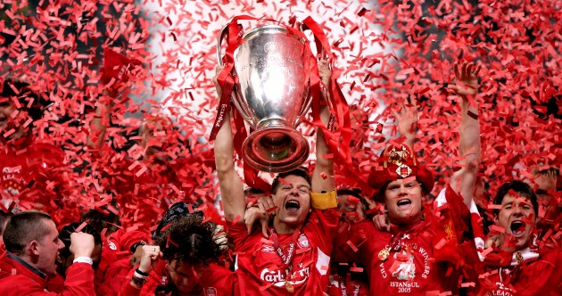 Jonathan Wilson on Liverpool's 2005 Champions League win, 4-5-1 vs 4-4-2 and his favourites to win the World Cup