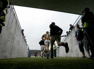 Kilkenny: hoping to bounce back after a disappointing 2013.