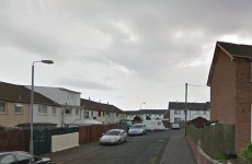 Man shot in leg by two attackers 'dressed in black'