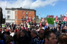 Protest held at Ballinasloe psychiatric unit over removal of beds