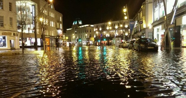 Another night of stormy weather and high tides cause severe flooding