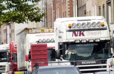 "Hauliers want exemption from ""unfair"" Northern Irish roads levy"