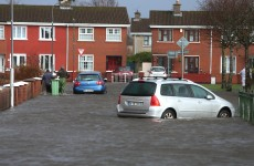 Limerick residents should 'assume flood water is contaminated'