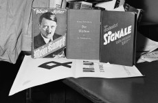 Two copies of Mein Kampf signed by Hitler sell for €47k