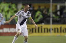 VIDEO: Robbie Keane scores a magnificent 40-yard lob