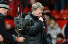 Manchester United showed 'mental softness,' says Moyes