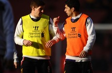 Suarez: Gerrard convinced me to stay at Liverpool