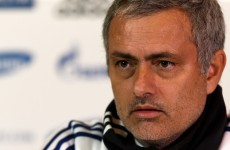 Fuming Mourinho slams 'disgraceful' ethics of journalist as stiker comments aired