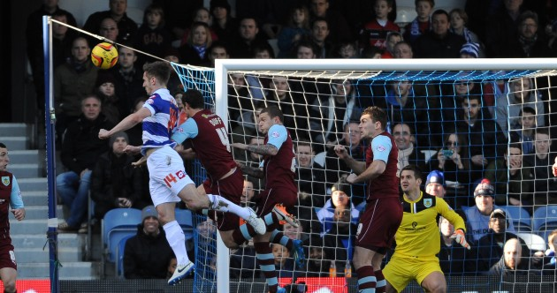Kevin Doyle scores a debut goal for Queens Park Rangers