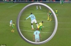 Yaya Toure escapes ban for 'kick' on Van Wolfswinkel