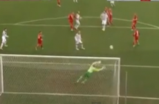German footballer summons his inner Rooney to rasp in wonder goal