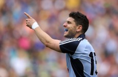 Good news Dublin fans: Bernard Brogan is targeting a comeback before the end of the league