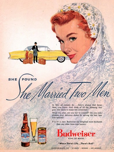 How to keep your man: 10 sexist vintage ads for All-Bran, Hoovers and more