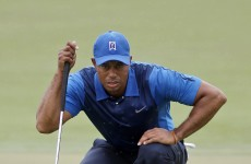 VIDEO: Tiger Woods sinks an epic 91-foot putt at the WGC