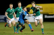 5 Under 20s that shone in Ireland's canter over Italy