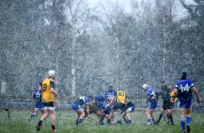 8 highlights from the 2014 Fitzgibbon and Sigerson Cup competitions