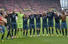 6 key games in Bayern Munich's march to claiming yet another Bundesliga title