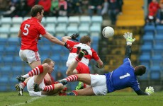 Cork survive second-half fightback from Derry to take spoils in Division 1 clash