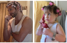 Kids adorably recreate iconic scenes from Oscar nominated movies