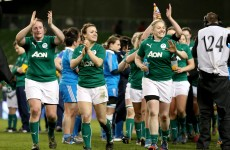 Irish rugby fans say goodbye to another legendary 13… Lynne Cantwell
