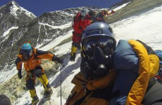 Climbers told to clean-up on Mount Everest – or face a penalty