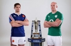 France move above Ireland in IRB rankings before Six Nations clash