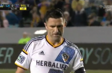 Robbie squanders stoppage-time peno as Galaxy lose opening game of the season