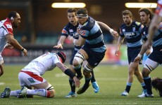 Munster-bound Robin Copeland gives Ulster the blues in Cardiff