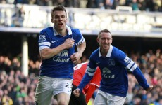 'It must be a different Seamus Coleman' – Martinez dismisses transfer rumours