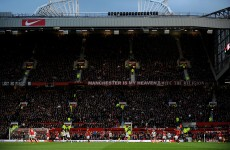 US investment firm builds up stake in Man United
