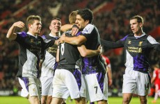 Suarez-inspired Liverpool overcome Southampton to go second