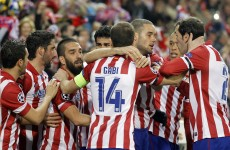 Diego Costa on the double as Atletico prove too good for Milan