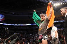 'I don't give a s*** who they put in front of me' – McGregor on UFC's Irish return