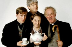 Graham Linehan says there's absolutely no chance of a Father Ted revival