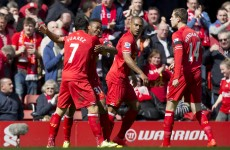 All the goals from an incredible Liverpool v Manchester City clash