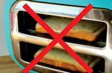 Fire Brigade issues painfully obvious warning about cheese on toast