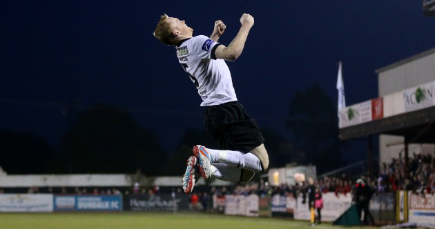Dundalk finish the job against Rovers to reach Setanta Cup final