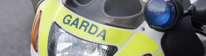 Garda hospitalised after motorcycle rammed by stolen van