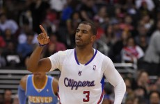 Chris Paul made two Denver Nuggets players look stupid with this class move