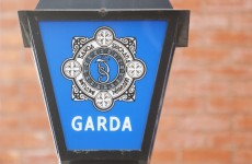 Man robs Dublin petrol station. Leaves store. Is arrested by routine garda patrol.