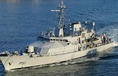 Navy detains Spanish fishing boat off the coast of Mizen Head