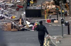 Man arrested in connection with Omagh bombing remains in custody