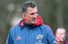 'Do you want to let Alain Rolland know that?' – Penney's pride in Munster scrum