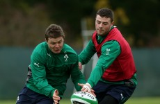 """I have learnt so much from being involved"" – Robbie Henshaw"