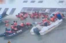 Two dead and up to 295 missing after South Korean ferry sinks