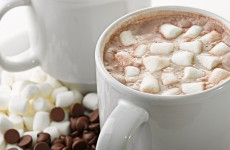 Seven out of ten Irish women prefer hot chocolate over sex