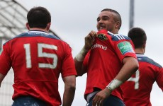 Munster should resist calls to start Simon Zebo at fullback against Toulon