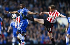 As it happened: Chelsea v Sunderland, Premier League